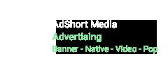 AdShort Media Advertising