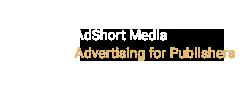 AdShort Media Ads for Publishers